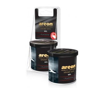 Areon Gel Can Blister Sport Lux Platinum