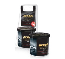 Areon Gel Can Blister Sport Lux Silver