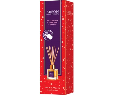 Areon Home Perfume 50 ml  Patchouli Lavender Vanilla