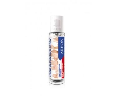 Spray pentru curatarea si hidratarea mainilor cu alcool 35 ml - Areon