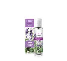Spray pentru curatarea si hidratarea mainilor cu alcool 35 ml Lavander - Areon