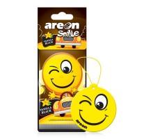 Areon Dry Smile Vanilla Black