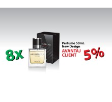 PROMO 8X AREON PERFUME 50 ML- NEW DESIGN