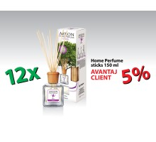 PROMO 12 AREON HOME PERFUME STICKS 150 ML
