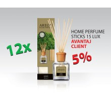 PROMO 12 AREON HOME PERFUME STICKS 150 ML LUX