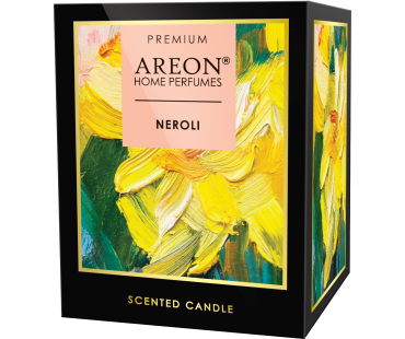 Areon Home Premium Scented Candle Neroli