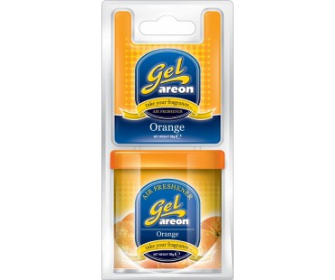 Areon Gel Can blister Orange