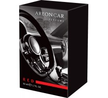 Areon Perfume 50 ml new design Red
