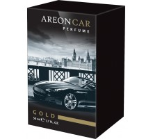 Areon Perfume 50 ml new design Gold