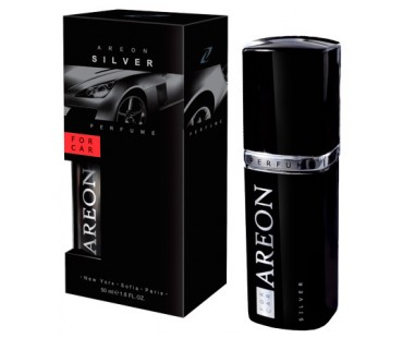 Areon Perfume 50 ml Silver
