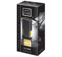Areon Car black Silver